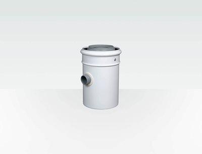 Productfoto Thumb Concentric Horizontal Drain Tee