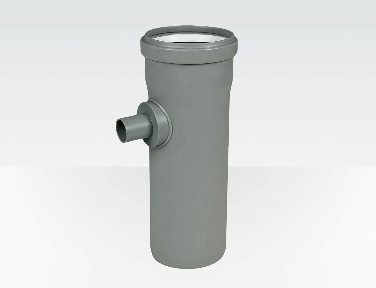 productfoto Horizontal Drain Tee