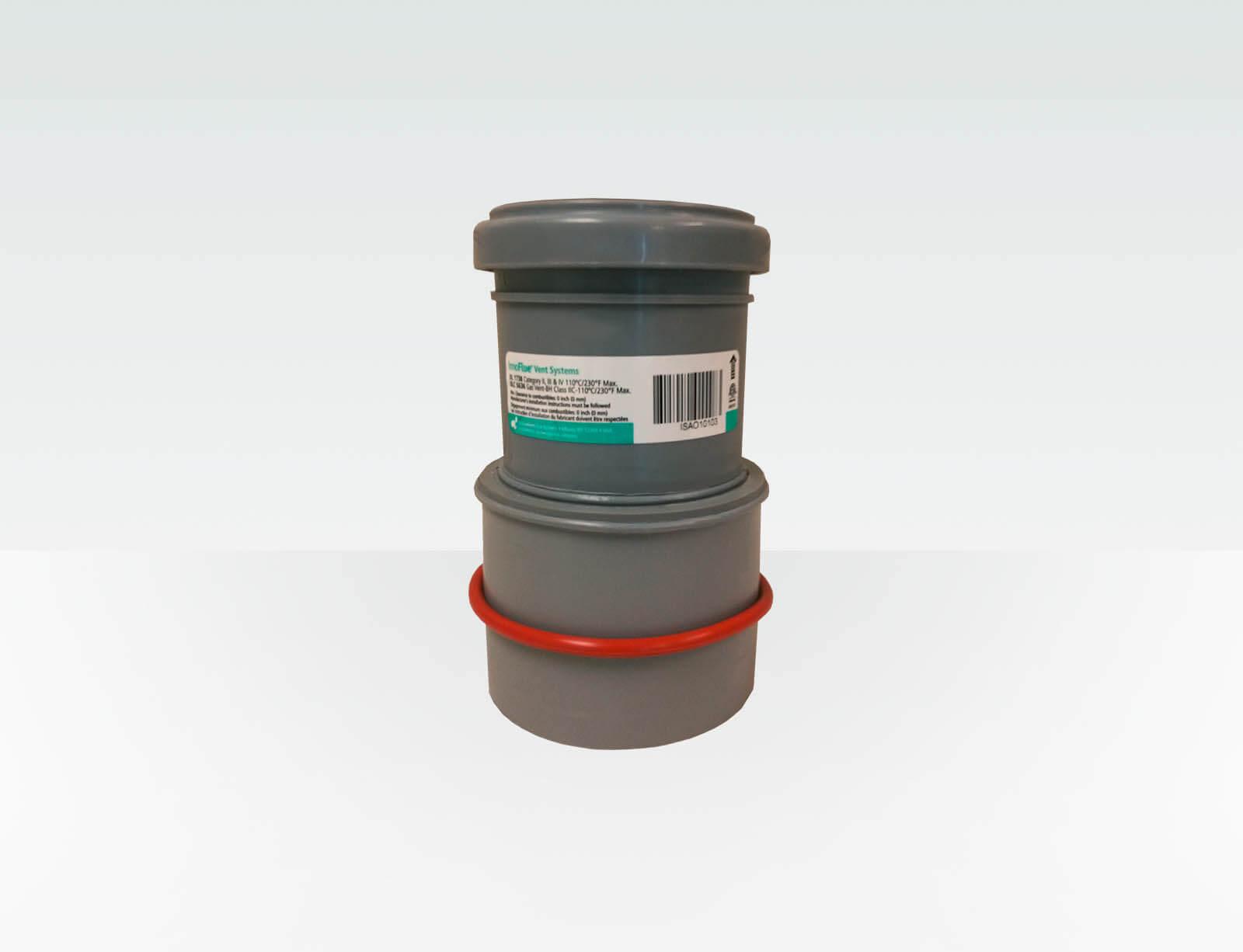 productfoto Appliance Adaptor 101 mm to InnoFlue