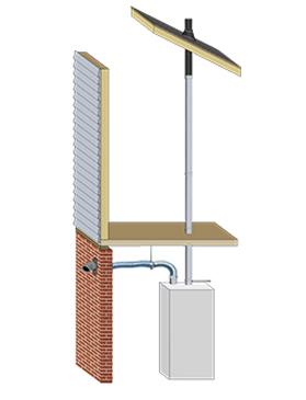 productfoto BlitzFlex® Sidewall Termination