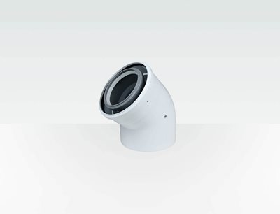 Productfoto Thumb Concentric 45° Elbow