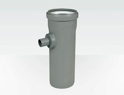 Productfoto Thumb Horizontal Drain Tee